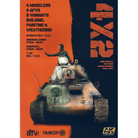 """4x2"" ENGLISH EDITION"