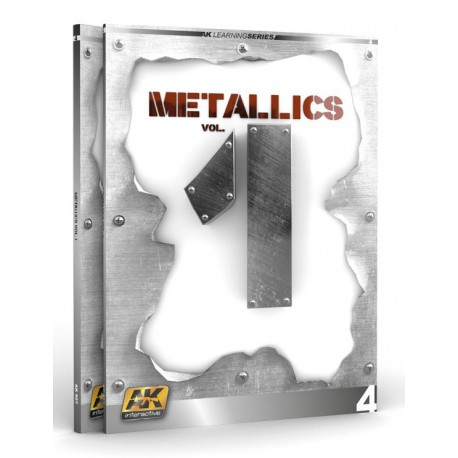 METALLICS VOL.1 - LEARNING SERIES 4