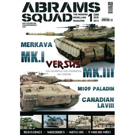 Abrams Squad 01 CASTELLANO