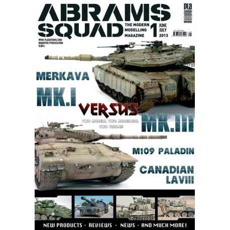 Abrams Squad 01 ENGLISH