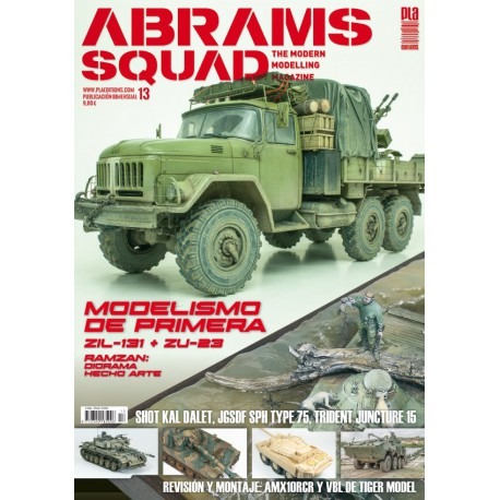 Abrams Squad 13 CASTELLANO