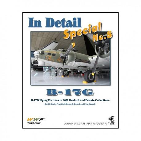 B-17G in detail