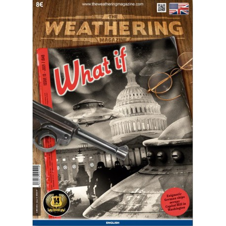 The Weathering Magazine 15 - WHAT IF ENGLISH