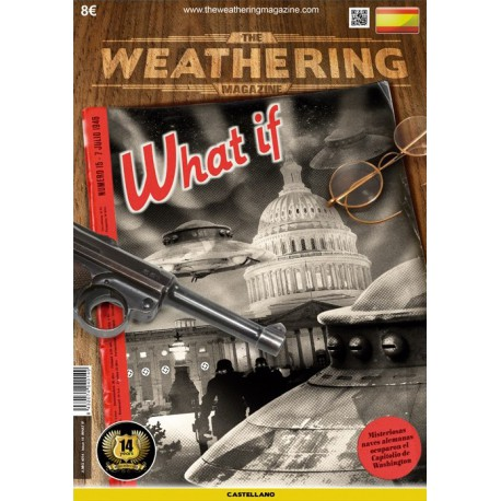 The Weathering Magazine 15 - WHAT IF CASTELLANO