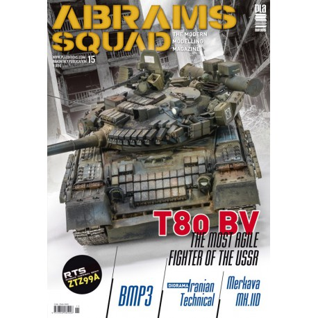 Abrams Squad 15 ENGLISH