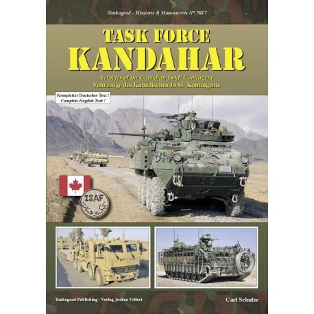 Task Force Kandahar Vehicles of the Canadian ISAF Contingent