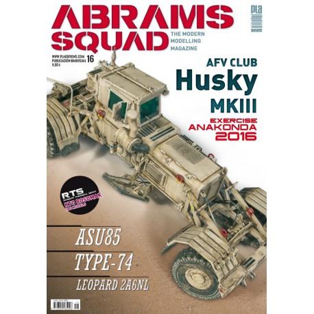 Abrams Squad 16 SPANISH