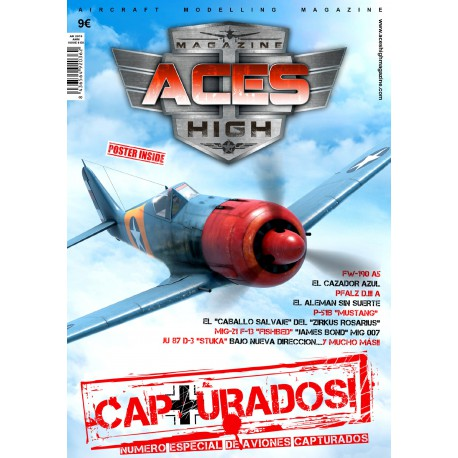 Aces High 08 - CAPTURADOS - CASTELLANO