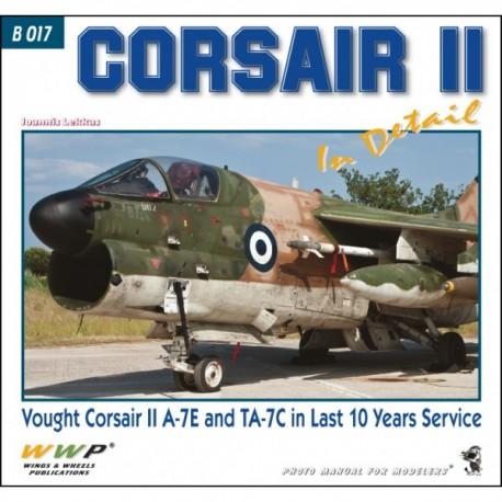 Corsair II in detail