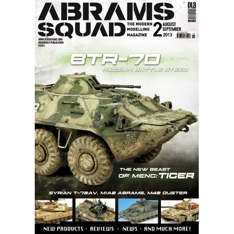 Abrams Squad 02 ENGLISH