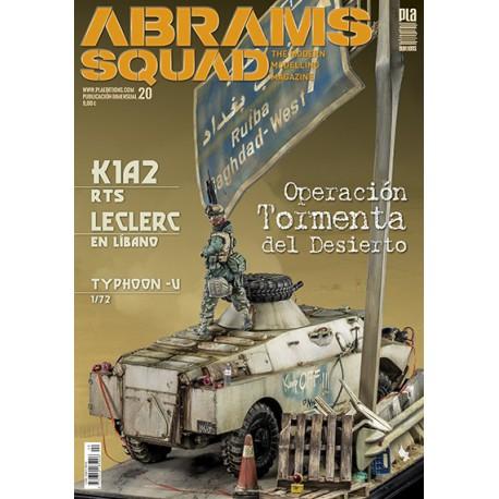 Abrams Squad 20 SPANISH