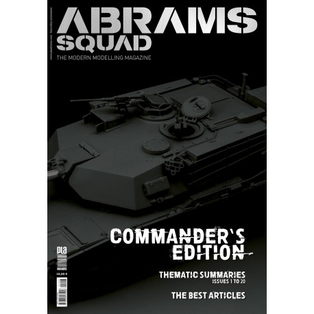 Abrams Squad Commander's Edition ENGLISH