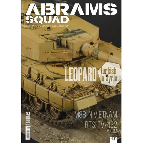 Abrams Squad 21 ENGLISH