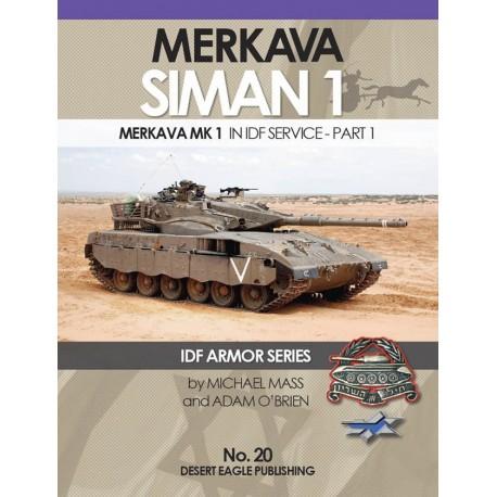 IDF Armor - Merkava Siman 1