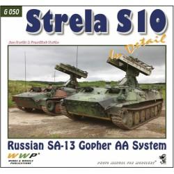 Strela S10 in Detail
