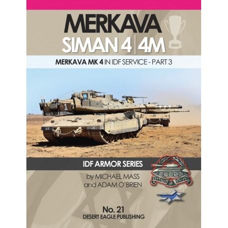 IDF Armor - Merkava Siman 4