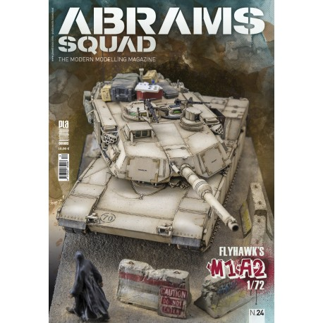Abrams Squad 23 CASTELLANO