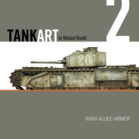 Tank Art Vol.2 - Allied Armor