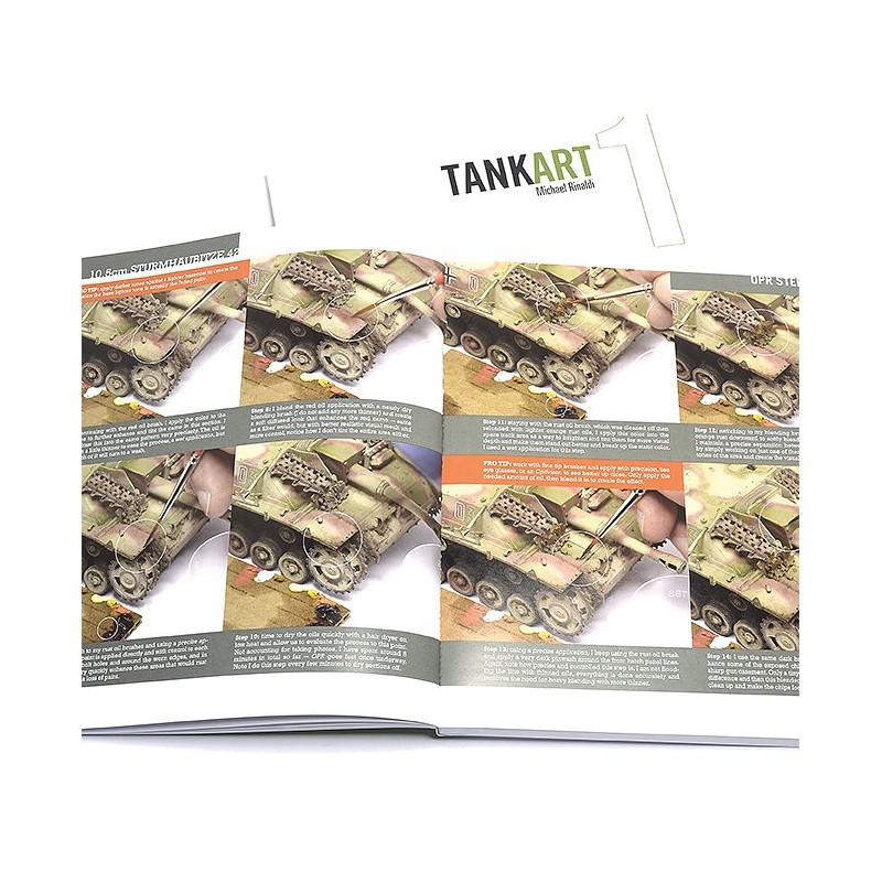 Tank Art Vol 1 - WW2 German Armor (3RD EDIT)