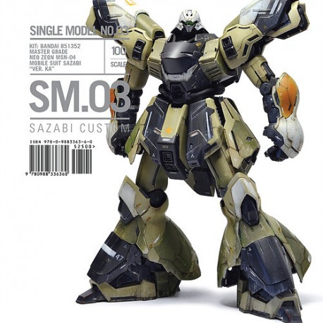 SM.03 Sazabi Custom