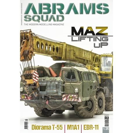 Abrams Squad 25 SPANISH
