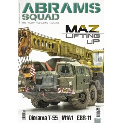Abrams Squad 25 ENGLISH