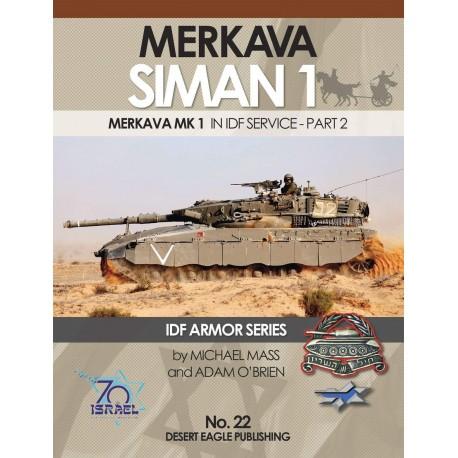 IDF Armor - Merkava Siman 1 - Part 2