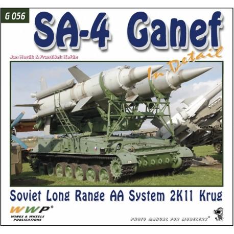 SA-4 Ganef in Detail
