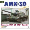 AMX-30 MBT Family in Detail