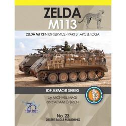 IDF Armor - Zelda M113 APC & Toga Part 3