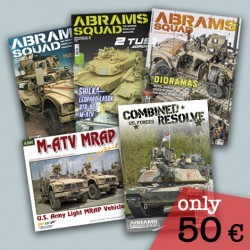 M-ATV'S PACK 2 SPANISH