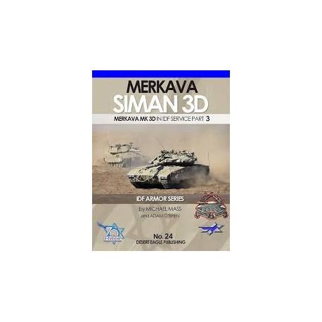 IDF Armor - Merkava Siman 3D in IDF service - PART 3