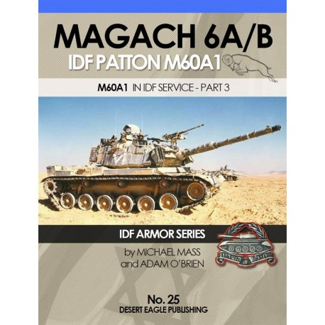 IDF Armor - MAGACH 6A/6B (M60A1) PART 3