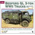 Bedford QL 3-ton Trucks in Detail