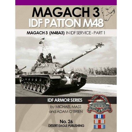 IDF Armor - MAGACH 3 IDF PATTON M48