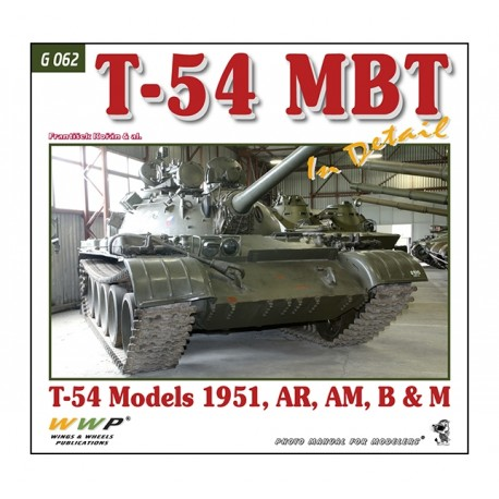 T-54 MBT