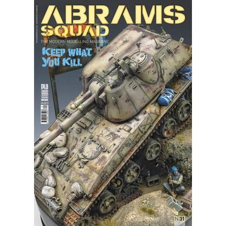 Abrams Squad 31 CASTELLANO