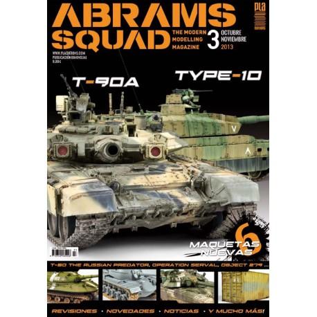 Abrams Squad 03 SPANISH
