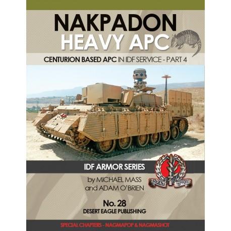 IDF Armor - NAKPADON HEAVY APC