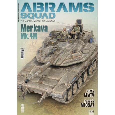 Abrams Squad 32 ENGLISH