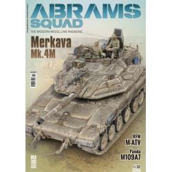 Abrams Squad 32 CASTELLANO