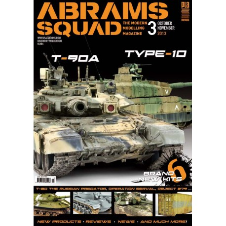 Abrams Squad 03 ENGLISH