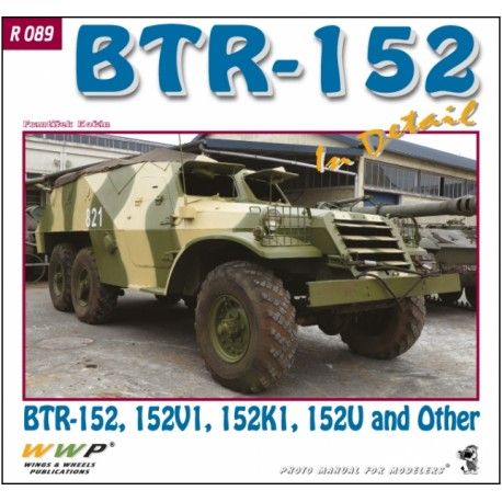 BTR-152 in Detail