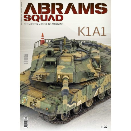 Abrams Squad 34 SPANISH