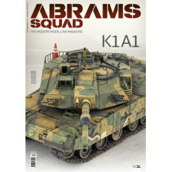 Abrams Squad 34 ENGLISH