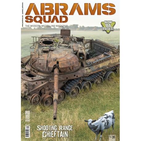 Abrams Squad 35 ENGLISH
