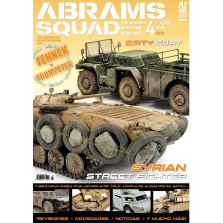 Abrams Squad 04 SPANISH