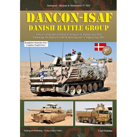 DANCON-ISAF Vehicles of the Danish ISAF Contingent in Afghanistan 2011
