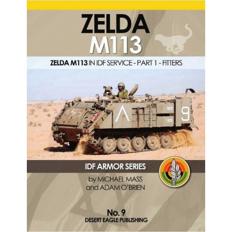 IDF Armor - ZELDA M113 - PART 1: FITTERS