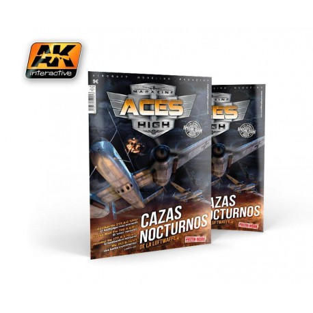 Aces High 01 - Cazas Nocturnos - SPANISH